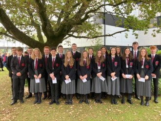 Year 11 Form Prize Winners