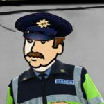 cartoon of Garda big carrot illustrating a funny story from a short stories for children series