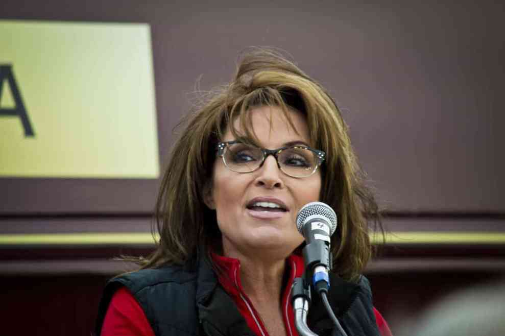 Sarah Palin blame PSTD for her sons arrest.