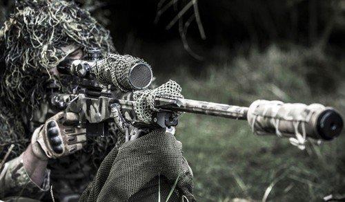 ways to destress by marine sniper