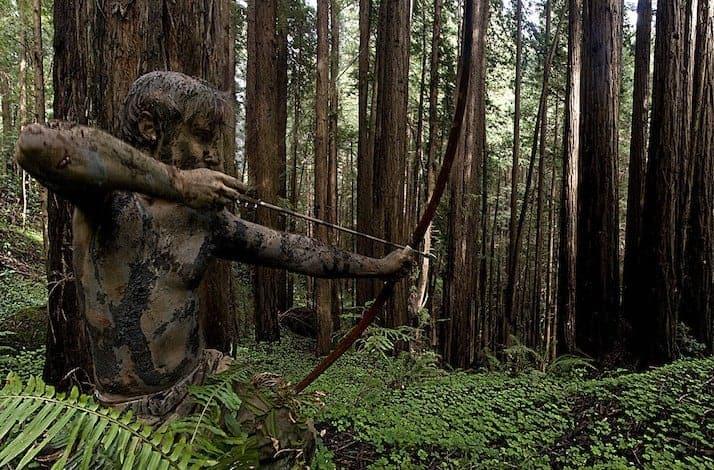 ways to destress wilderness