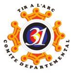 Logo CD31 Tir à l'arc