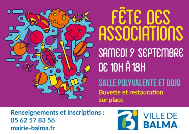 Balma Arc Club - Fête des associations de Balma