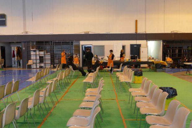 Balma Arc Club - Concours 6 et 7 janvier - buvette