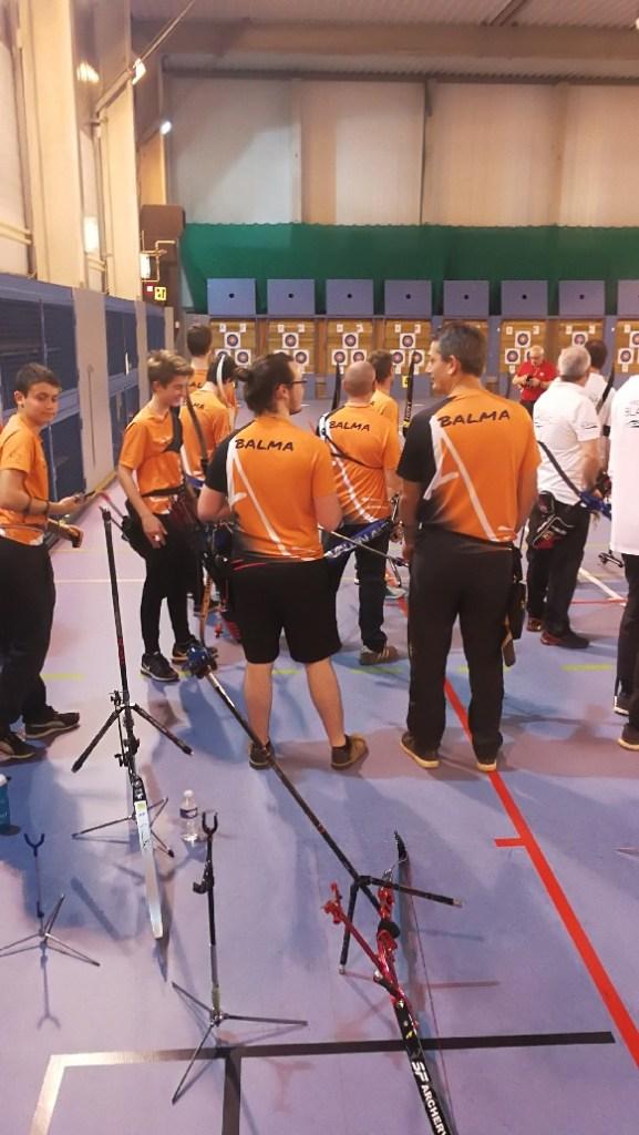 Balma Arc Club - Equipes DDES avant finale