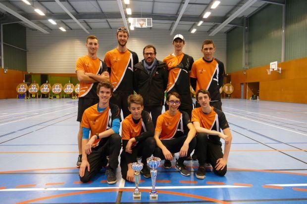 Balma Arc Club - Compétition Blagnac - Coupes