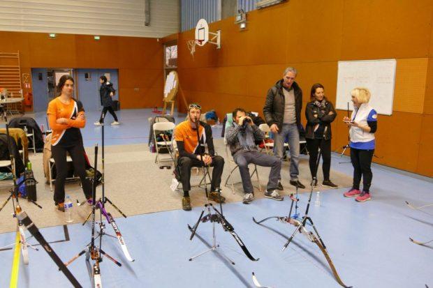 Balma Arc Club - Compétition Blagnac - Supporters