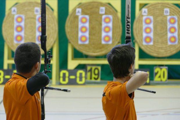 Balma Arc Club - Championnat de ligue jeunes Carcassonne - Duel fratricide