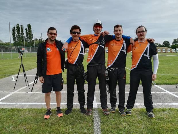 Balma Arc Club - Equipe D2 - Manduel
