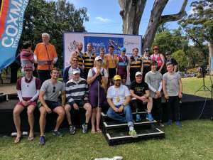 Presentations at head of the yarra 2016