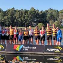 Balmain at the National Championships
