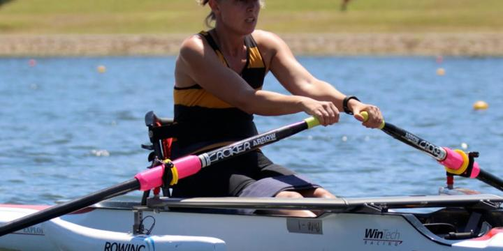Monday Meet-the-Rower: Caitlin Lisle