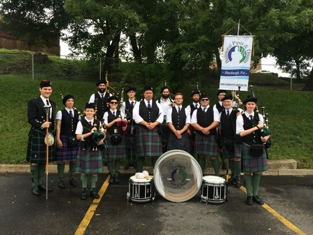 Balmoral Pipes and Drums of Pittsburgh, PA