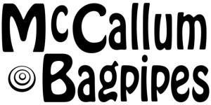 McCallum Bagpipes, sponsor of the Balmoral Classic U.S. Junior Bagpiping and Drumming Championship.