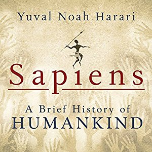 Book review: A brief history of humankind