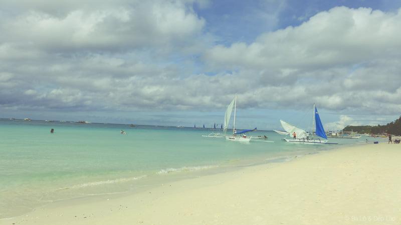 The White Beach - Boracay