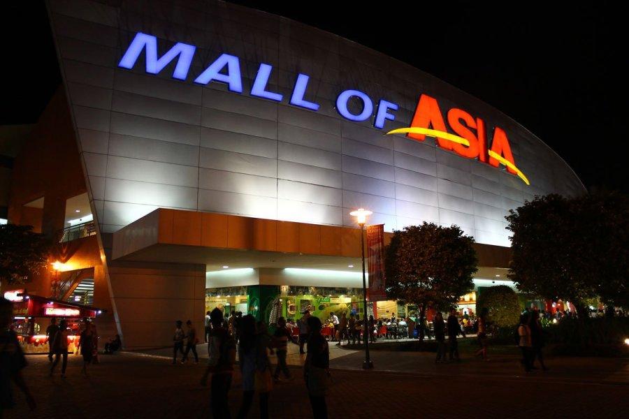 Shopping Mall lớn nhất Châu Á