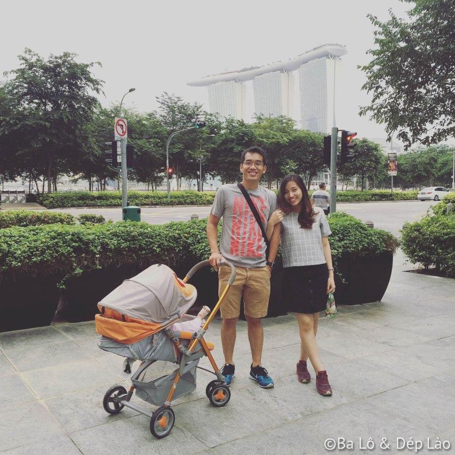 Chia sẻ chút xíu khoảnh khắc hạnh phúc của vợ chồng Ba Lô và Dép Lào :))