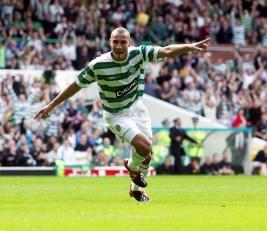 Scottish Premier league: Celtic 5 Livingston 1: Celtic's Henrik