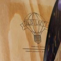 """Lampadario moderno """"Eclisse"""" della Balon Lamps."""