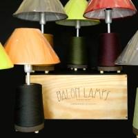 E' arrivata la primavera. Nuovi colori di tendenza della lampada Bobine.