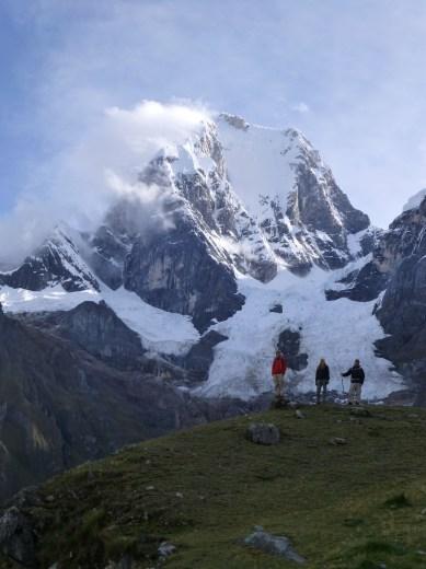 Peru's second highest peak