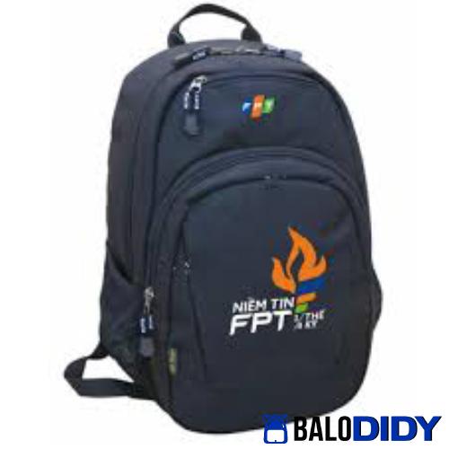 Balo FPT: Mẫu Balo Laptop hãng FTP may là quà tặng - Balo DiDy