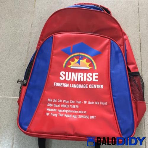 Balo học sinh trường Sunrise