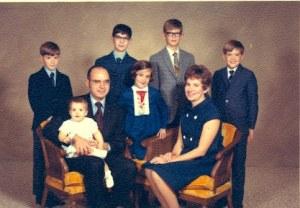 69 Family photo