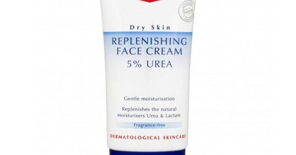 Balsamy Store Eucerin Cream Replenishing 5 Urea Face Cream 50 Ml