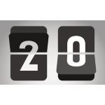 Countdown 20 150