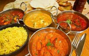 The Telegraph Curry Photo
