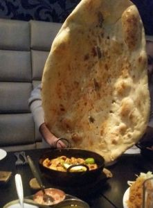 'Biggest Naan' completion