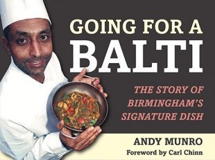 Going for a Balti Book