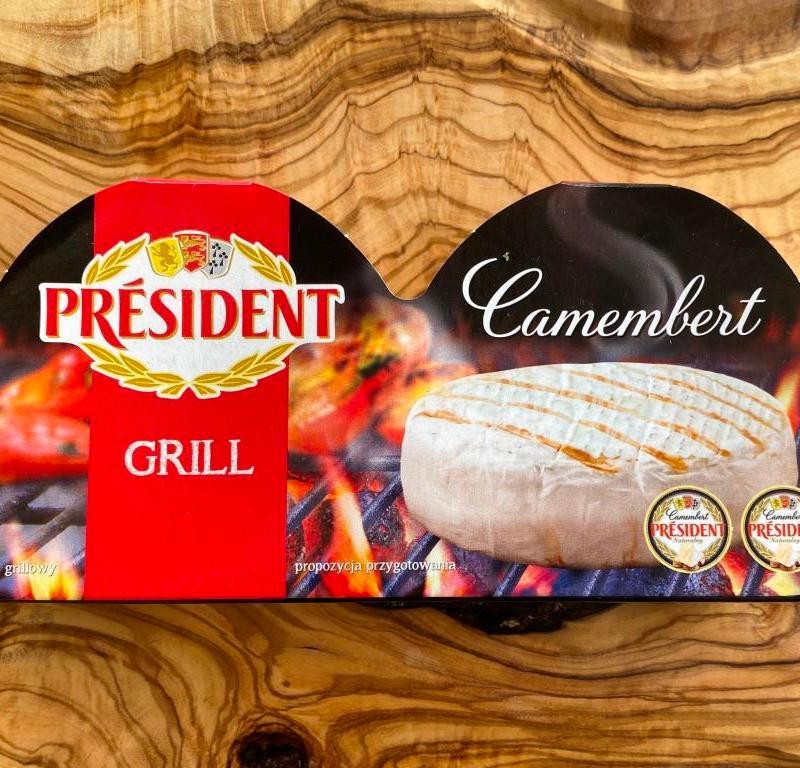 Camembert Grill President