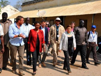 Upper Nile State, South Sudan: UN Humanitarian Chief Valerie Amos has ended her three day visit to strife-torn South Sudan by highlighting the dire humanitarian situation affecting hundreds of thousands of people across the country. UNMISS