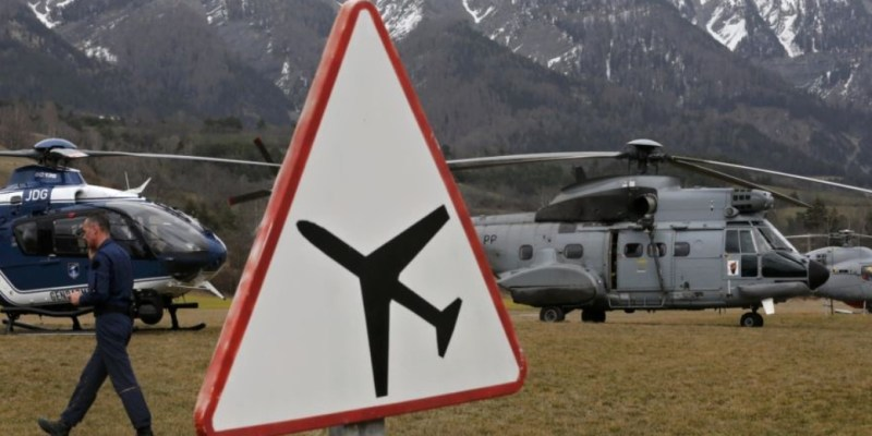 The search and recovery operation is being coordinated in nearby Seyne-les-Alpes. All 150 passengers died in the crash