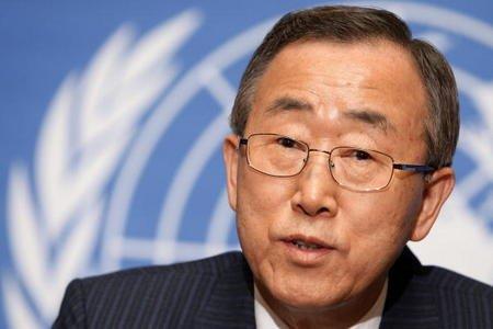 U.N. Secretary General Ban Ki-Moon | Photo by UN Media