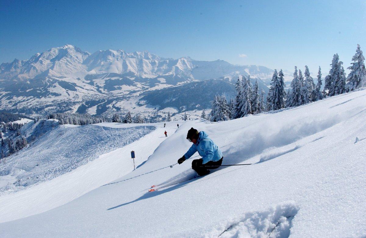 Megeve skii resort