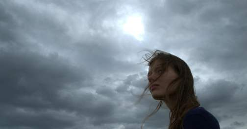Still of Julija Steponaityte in Sangaile (2015)