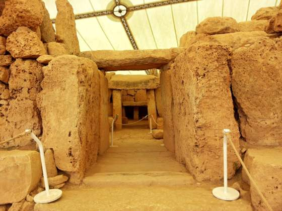 Hagar Qim and Mnajdra megalithic temple are one of the most visited locations. Photo © by Alessia Bottone
