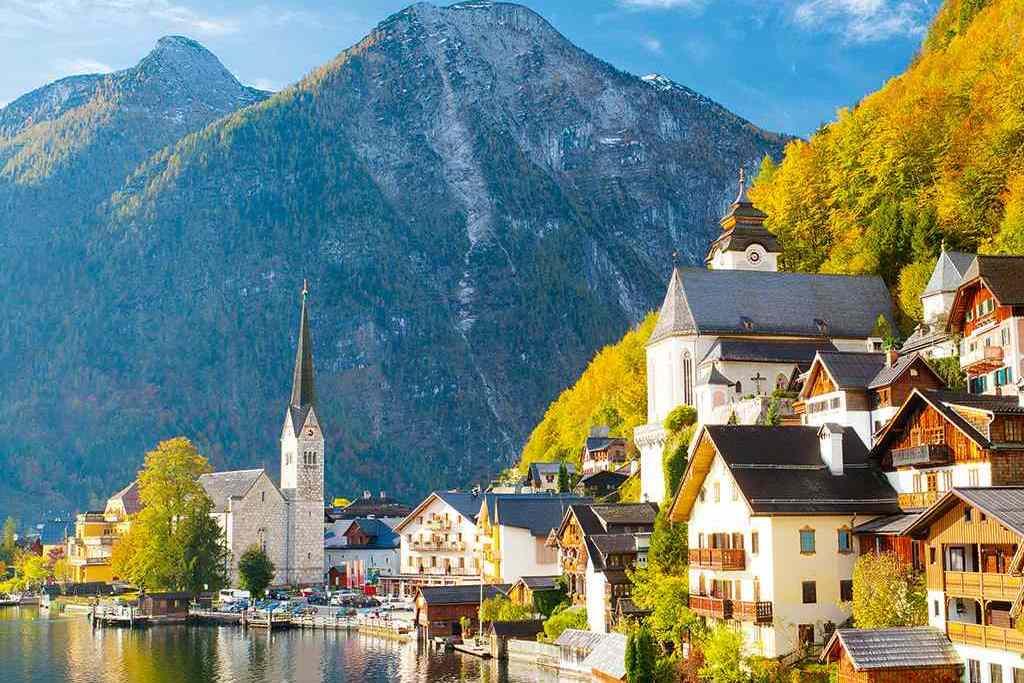 beautiful austria