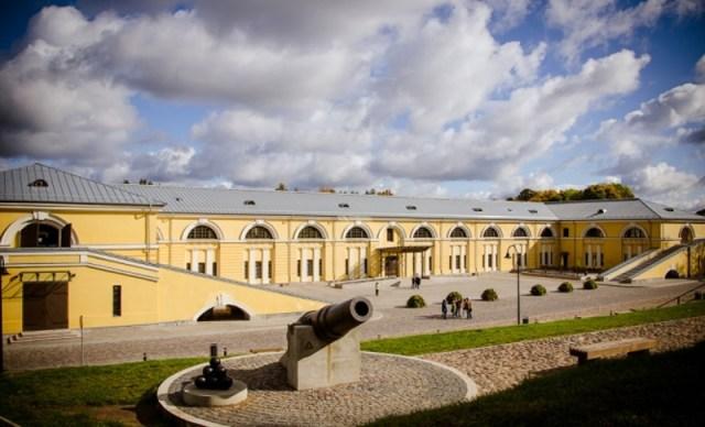 Latvia: Daugavpils Mark Rothko Art Center