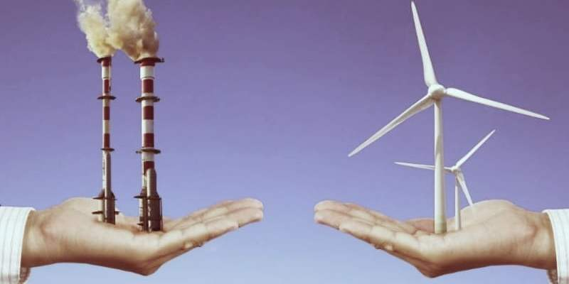 Wind Energy Against Coal
