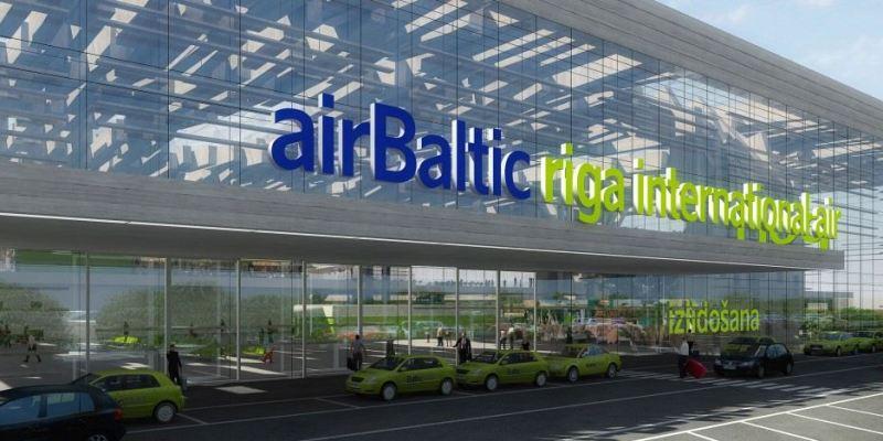 airbaltic riga airport