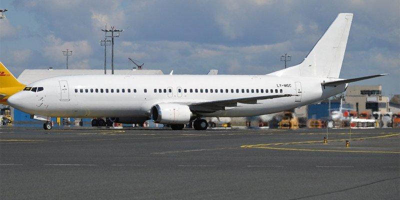 A Getjet Boeing 737-400, registration LY-MGC performing flight GJT-101 from Vilnius (Lithuania) to Hurghada (Egypt) with 160 people on board, was enroute at FL310 about 170nm south of Vilnius when the crew decided to return to Vilnius.