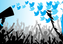 Political battlefield - the social networks. Politicians and Twitter
