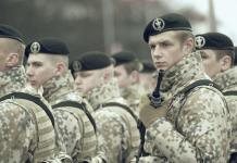 Latvia: There are not enough future soldiers