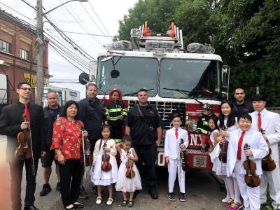 tarumi firefighter