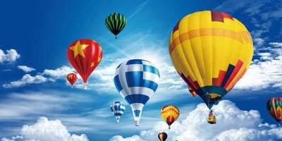 balloons Vilnius